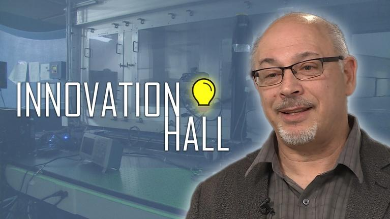 Innovation Hall: Harnessing the Wind with Jets of Air