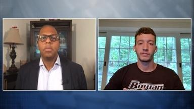 Rowan athlete on the impact of sports on social justice