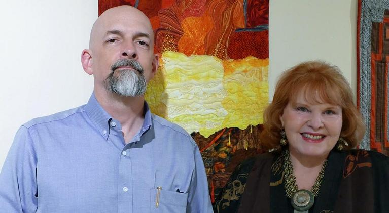 Report From Santa Fe, Produced by KENW: Neal Stephenson