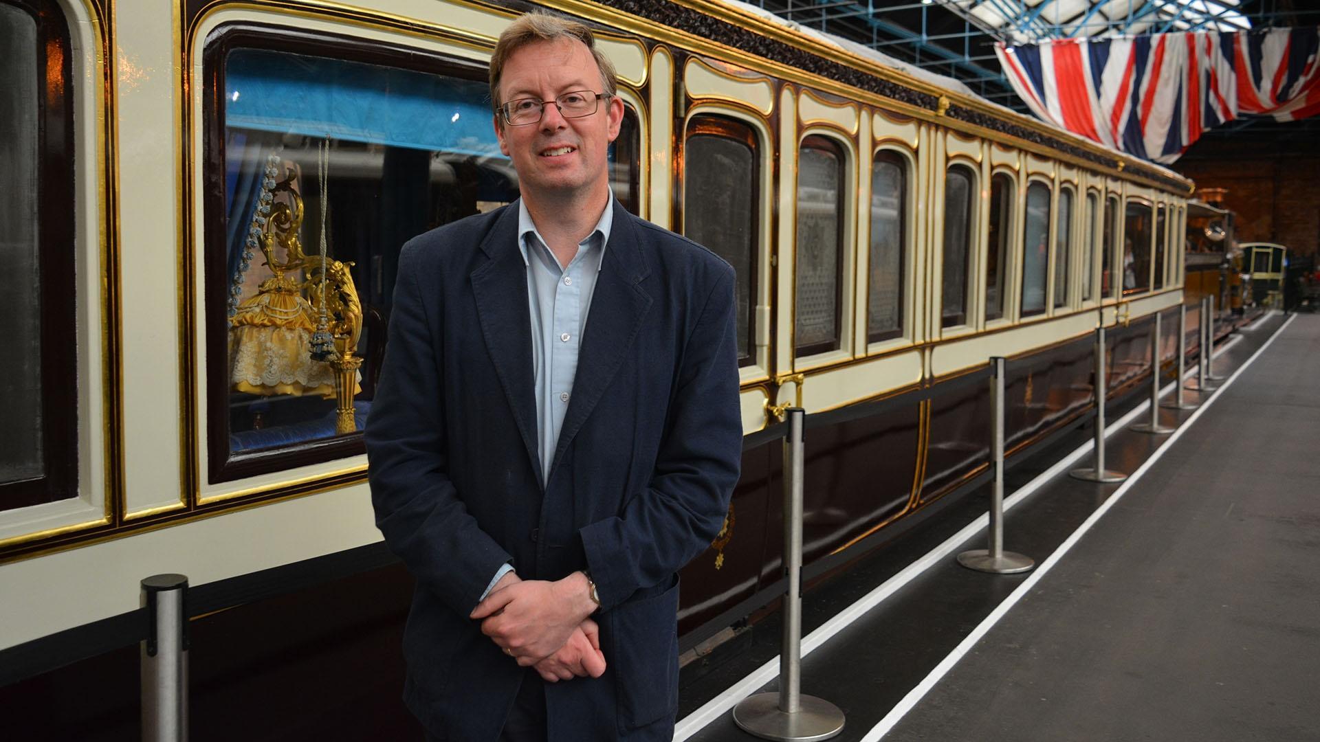 Episode 1   Secrets of the Royal Train