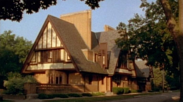 Frank Lloyd Wright: Wright's Home