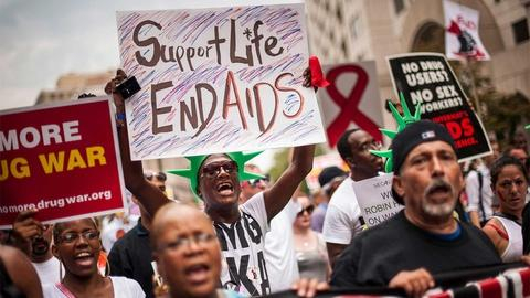 Retro Report on PBS -- The Forgotten History of AIDS