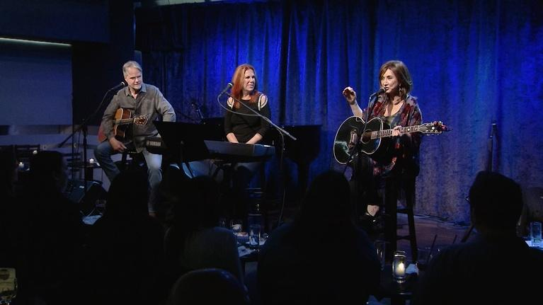 Songwriters Under the Covers with Victoria Shaw: Pam Tillis & Marc Beeson; Billy Stritch & Natalie Douglas