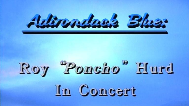 Flashback 57: Adirondack Blue: Poncho