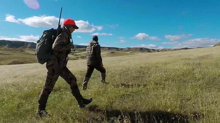 Wyoming Chronicle: Wyoming Women's Antelope Hunt