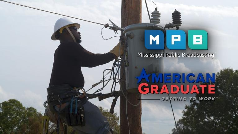 Getting to Work – Mississippi: Getting to Work in Energy: MDCC Electrical Linemen