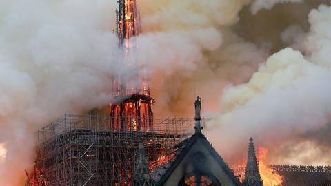 NOVA -- Saving Notre Dame