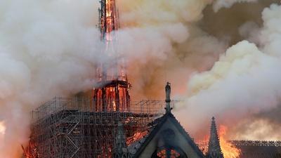 NOVA | Saving Notre Dame