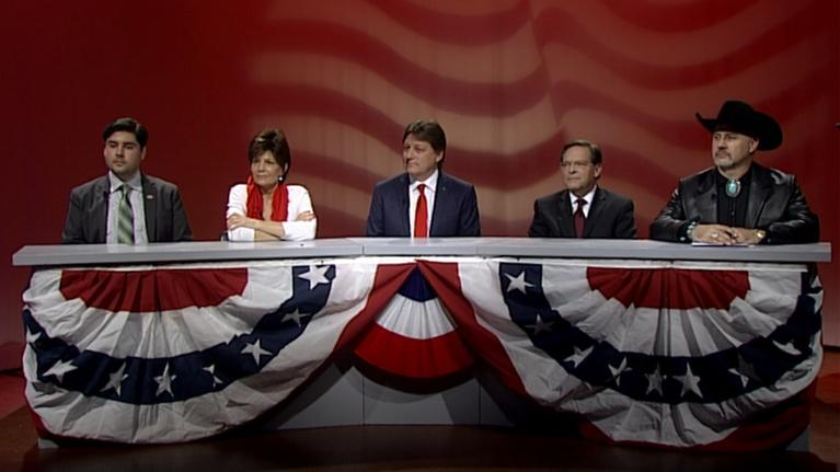 KRWG Specials: NM 2nd Congressional District Republican Nomination Forum