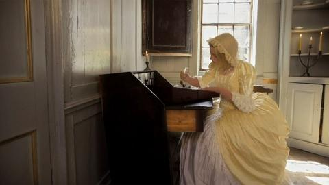 A Very British Romance with Lucy Worsley -- Jane Austen's Writing Cottage