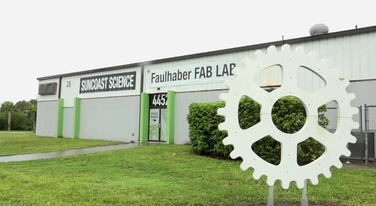 Diamonds Along the Highway: Suncoast Science Fab Lab