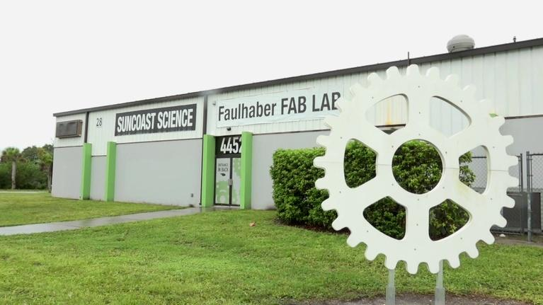Diamonds Along the Highway: Suncoast Science Fab Lab