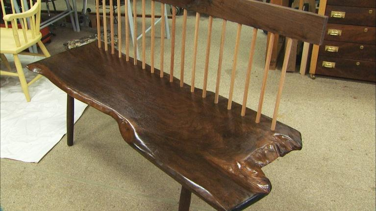 American Woodshop: Shaker-Inspired Spindle Bench Turning for Beginners
