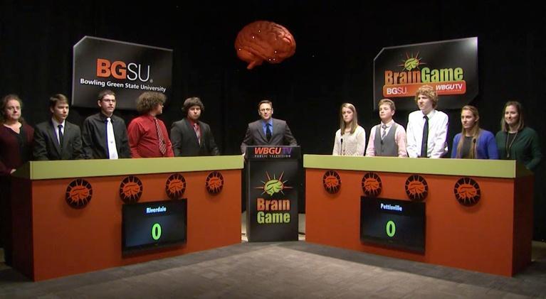 BGSU Brain Game: Riverdale vs Pettisville (2016-2017)