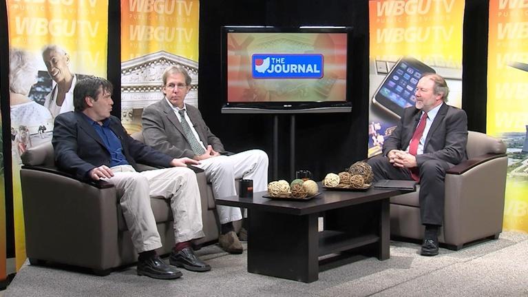 The Journal: Lake Erie Update - BGSU Research