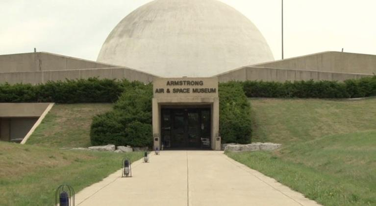 Ruby's Black Swamp Adventures: Armstrong Air and Space Museum