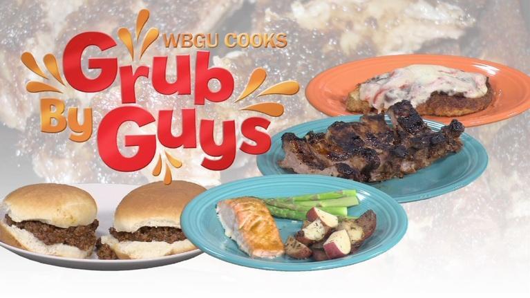 WBGU Cooks: Grub By Guys