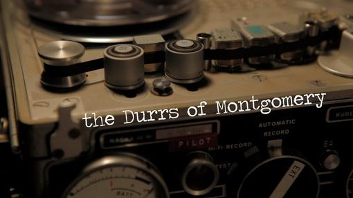 Alabama Storytellers : Durrs of Montgomery, The