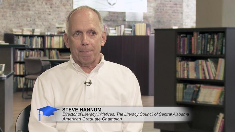 American Graduate Alabama: Steve Hannum | American Graduate Day