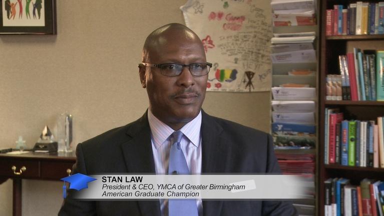 American Graduate Alabama: Stan Law | American Graduate Day