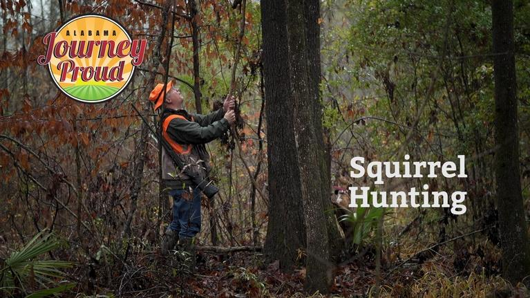 Journey Proud: Squirrel Hunting