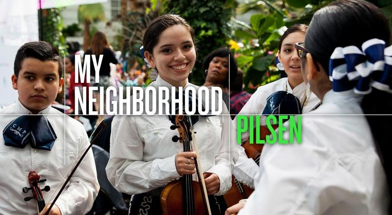 My Neighborhood: Pilsen: Stories of the people who are transforming their community