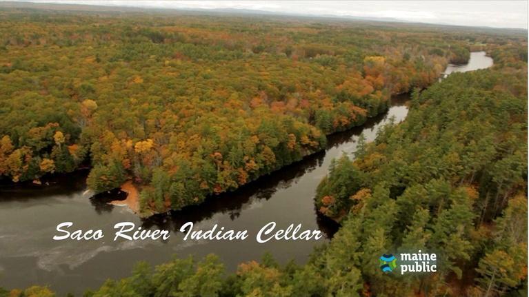 Maine Public Community Films: Saco River Indian Cellar