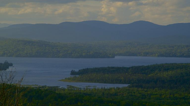 Assignment: Maine: Rangeley Lakes Region