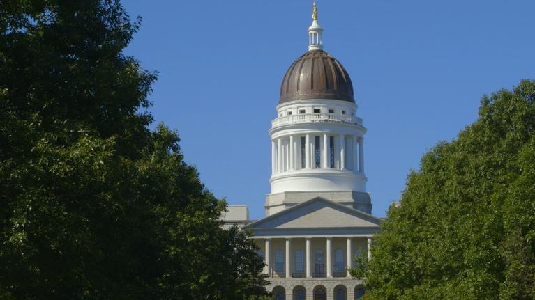 A Maine Sense of Place: Augusta, Maine's Capital City