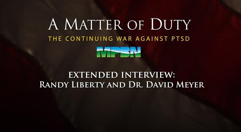 A Matter of Duty: Extended Interviews