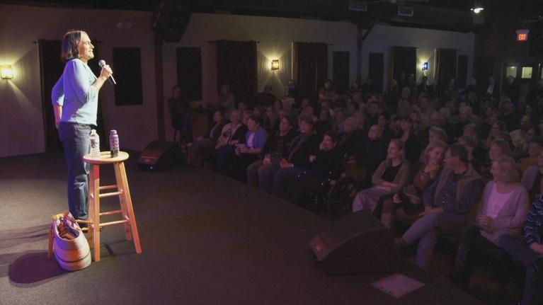 Maine Public Community Films: Good Vibes and Duct Tape: Stories with Cindy Pierce