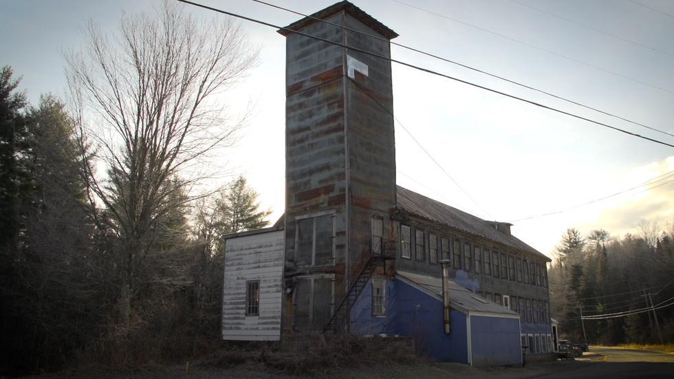 Bartlett Yarns Woolen Mill image