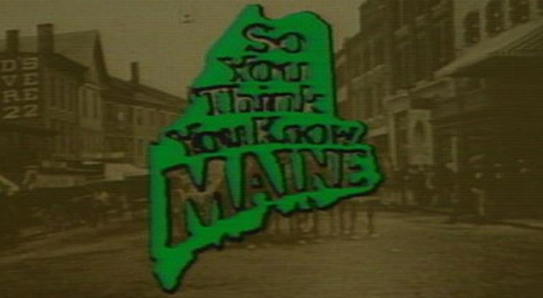 So You Think You Know Maine: Kids Edition