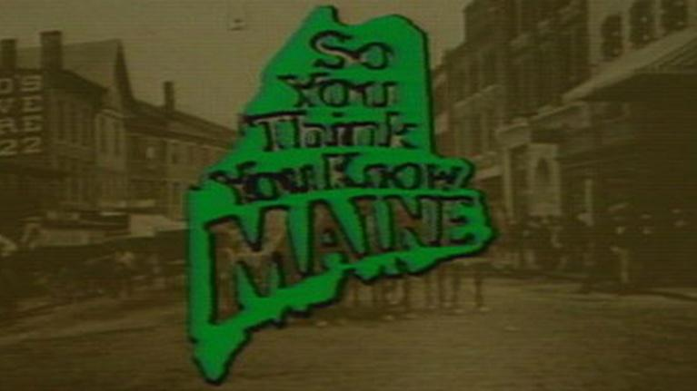 So You Think You Know Maine: Celebrity Edition