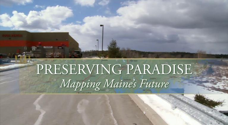 Sustainable Maine: Preserving Paradise