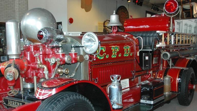 CET History : Fire Museum of Greater Cincinnati
