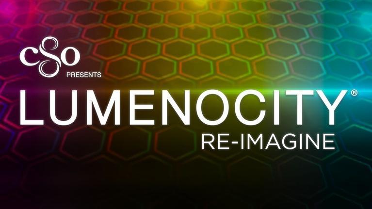 CET Arts: LUMENOCITY: RE-IMAGINE