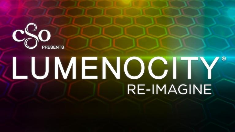 CET Arts: LUMENOCITY: RE-IMAGINE