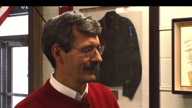 CET History : Hall of Heroes - Glenn Grundei