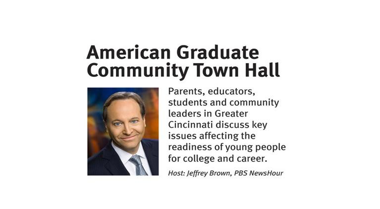 CET Specials: American Graduate Community Town Hall