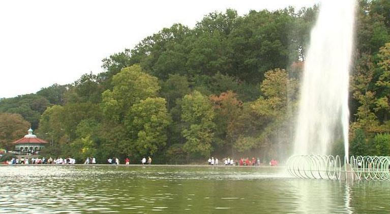 Cincinnati Parks: Eden Park: Cincinnati's Garden of Eden