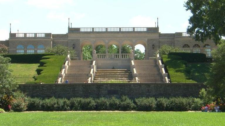 Cincinnati Parks: Ault Park: Emerald in the Crown