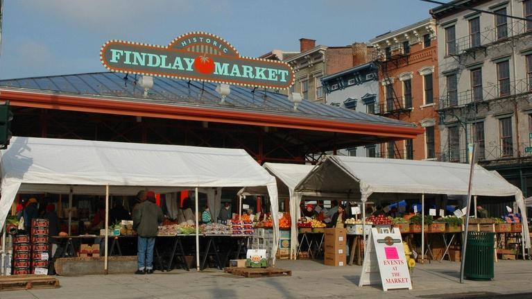 Cincinnati Snapshots: Findlay Market
