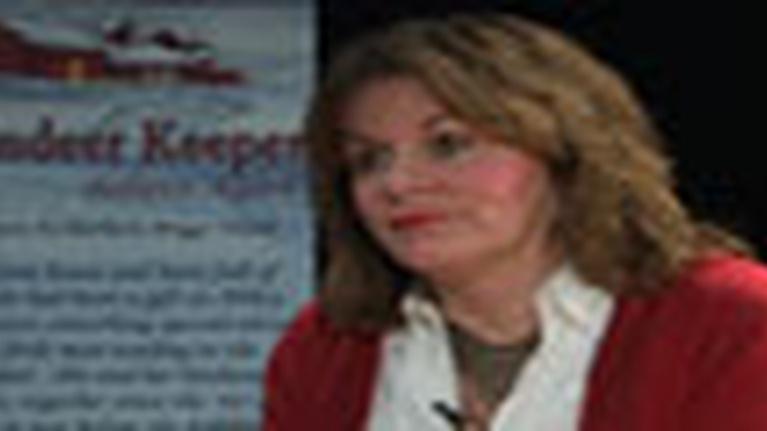 Author Visits: Author Visits - Barbara Briggs Ward