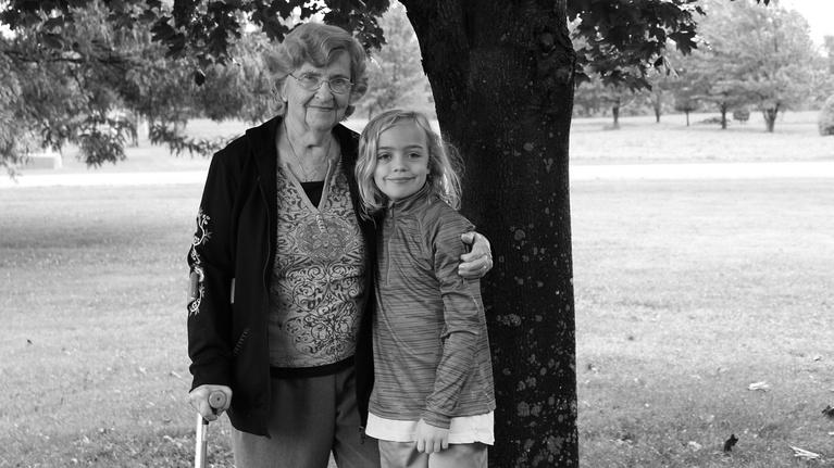 Borderless North: From 9 to 90: Conversations with Gram