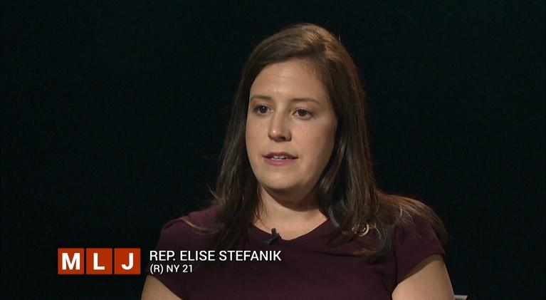 Mountain Lake Journal EXTRA: MLJ: Elise Stefanik - Extended Interview