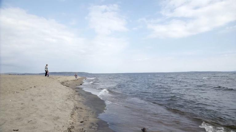Roadside Adventures: Ausable Point Camp Ground