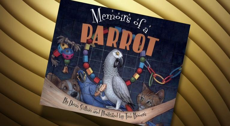 The Children's Bookshelf: Memoirs of a Parrot