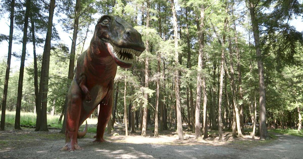 Ossineke Dinosaur Gardens Destination Michigan PBS
