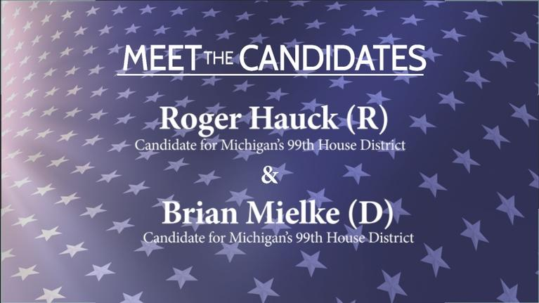 Meet the Candidates on CMU Public Television: Meet the Candidates: Roger Hauck and Brian Mielke